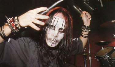 Joey Jordison Drummer for Slipknot